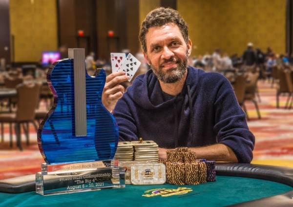 Seminole Hard Rock Hotel & Casino Hollywood Announces Winners From The Big 4 Championships