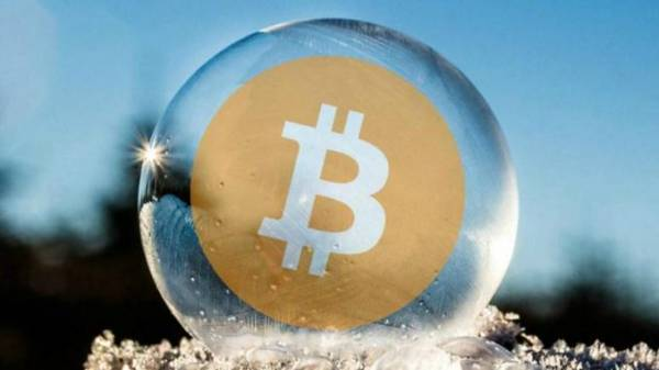 Bitcoin Bubble on Verge of Bursting: 'Ticks All of the Boxes'