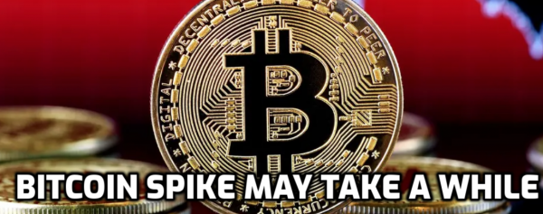 Investors Say Spike in Bitcoin Could Take Time