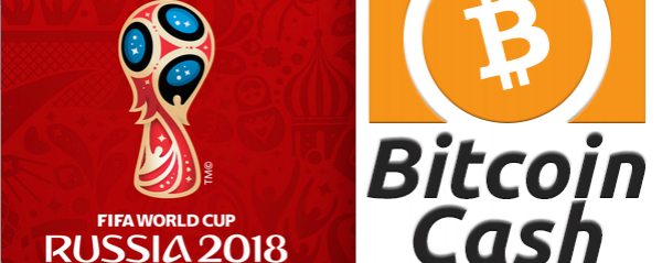 Cloudbet Claims 600 Percent Increase in Bitcoin Cash Betting During World Cup