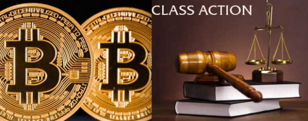 Another Class Action Lawsuit Filed Against Cryptocurrency Exchange