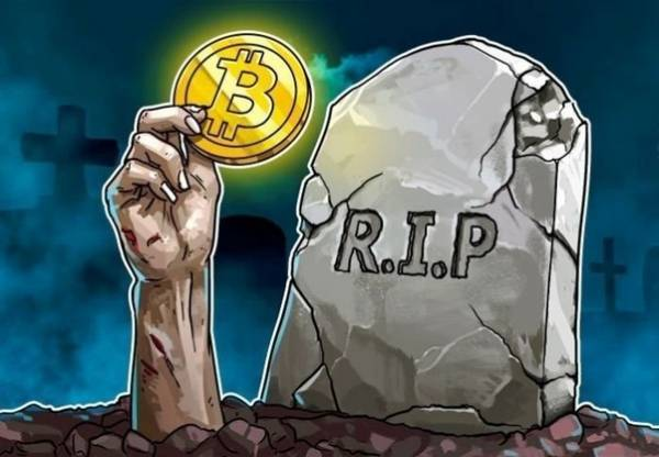 Rest in Peace Bitcoin?  Not Quite