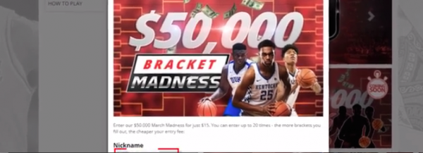 2019 Free March Madness Bracket Contests Online