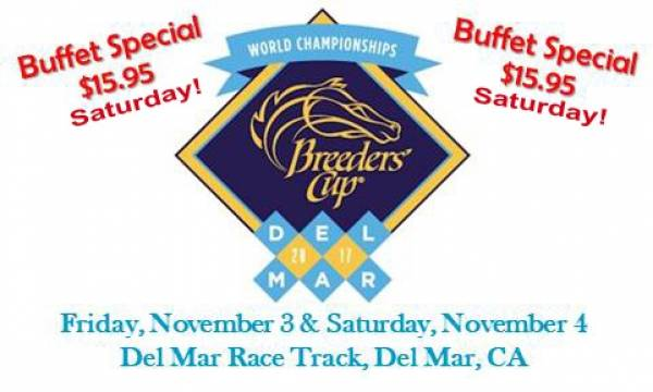 Where Can I Bet the Breeders Cup From Michigan