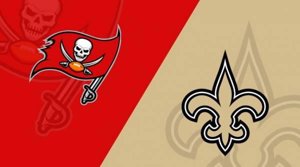 Bucs vs. Saints Prop Bets Week 1