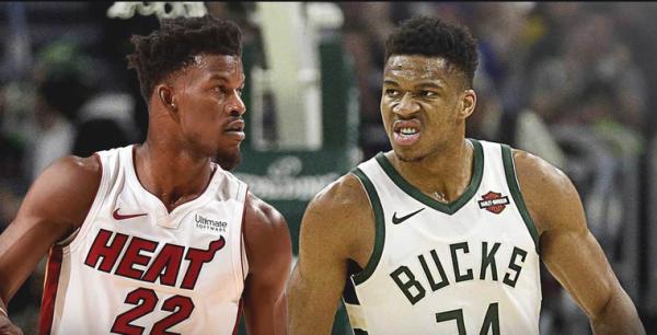 Miami Heat vs. Milwaukee Bucks Game 1 NBA Playoffs Betting ...