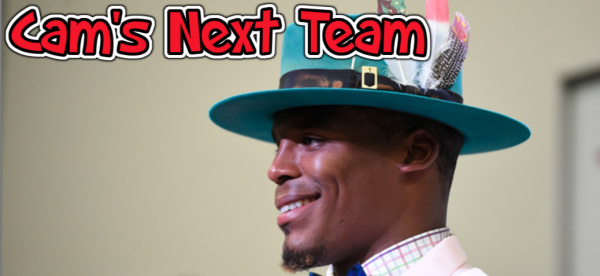 Cam Newton's Next Team Odds and Five QB Battles Across the League