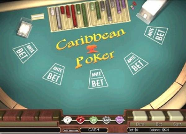BetDSI.com Casino Player Hits $23k on Progressive Caribbean Stud Poker Jackpot
