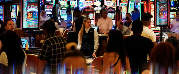 Las Vegas is Bouncing Back, but Covid Making a Comeback as Well