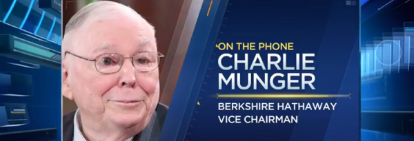 Warren Buffett, Charlie Munger Not Excited Over Bitcoin