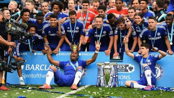 Chelsea look set to win the Premier League title this season