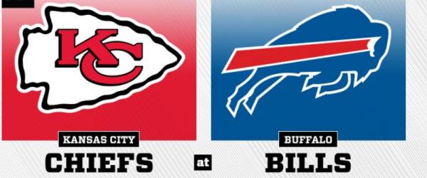 Buffalo Bills at Kansas City Chiefs NFL Week 5 Odds