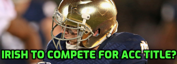 Odds of Notre Dame Winning ACC Title in 2020, No More Clemson Covid Cases