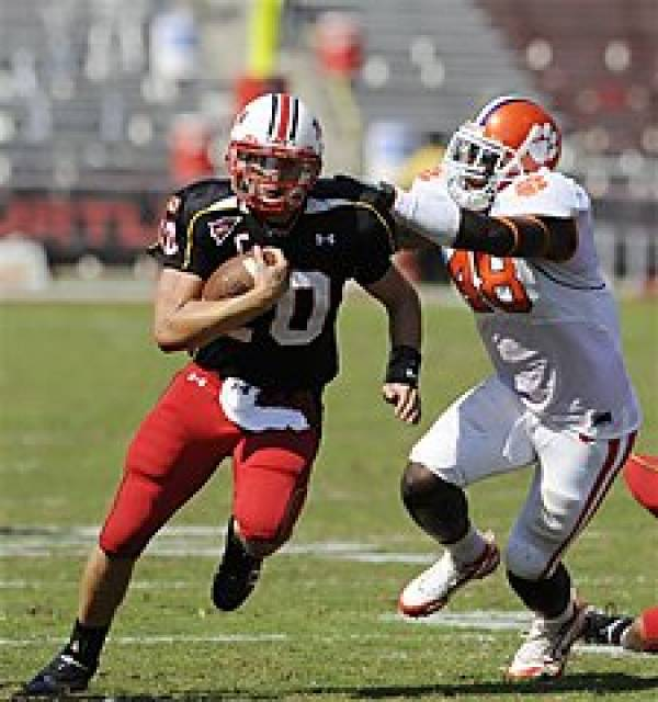Maryland at Clemson