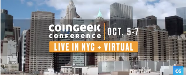CoinGeek is Coming to the Big Apple