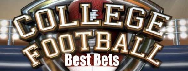 NCAA Football Gameday - Saturday's Best Bets (Week 5)