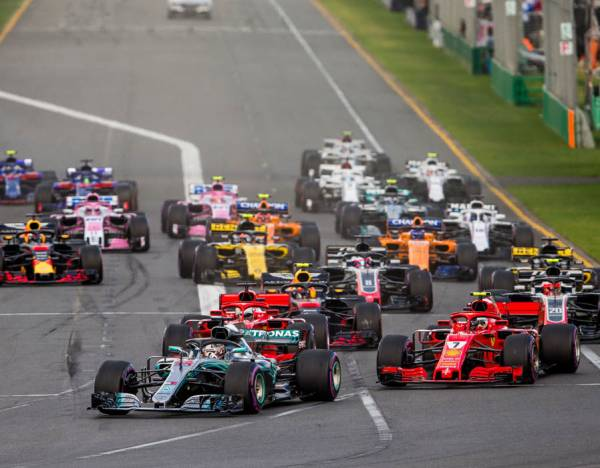 Bookie Odds to Win 2018 Constructors Championship