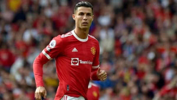 Cristiano Ronaldo named Premier League's player of the month for September 2021