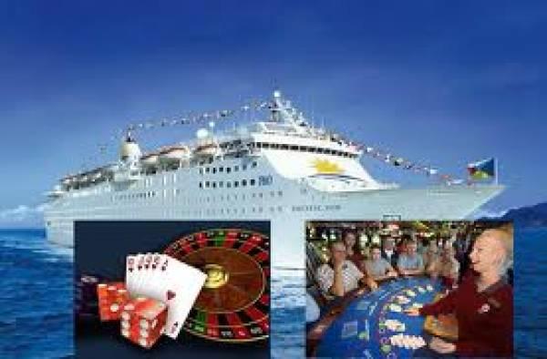 Cruise Ship gambling Western Australia