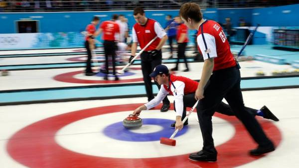 Country to Win Gold in Curling Odds - 2018 Winter Olympics