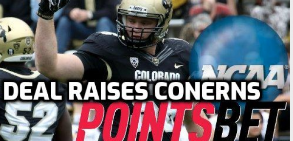 Colorado Buffaloes Deal With PointsBet First of Its Kind