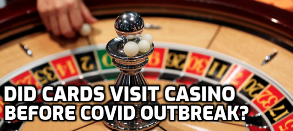 Report: Cardinals Players Hit Casino Before Covid-19 Outbreak