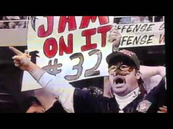 Super Bowl 51 Dirty Bird Touchdown Celebration Prop Bet