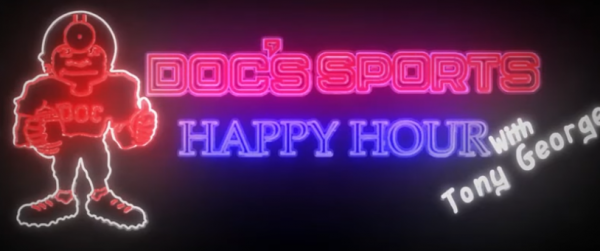 Master Motivator Cameron Hughes Joins the Docs Sports Happy Hour