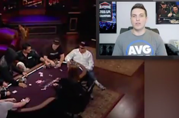 Tom Dwan Sees Right Through Antonio Esfandiari For $116,800