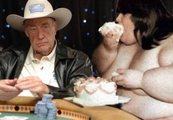 Doyle Kicks Butt in the Doyle Brunson Five Diamond World Poker Classic