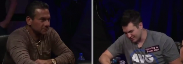Drunk Idiot Loses $30K in 10 Minutes Playing Poker