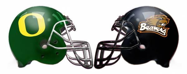 Oregon Ducks vs. Oregon State Beavers Betting Odds, Prop Bets Bets - Week 13
