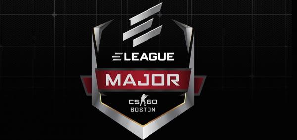 eLeague Major: Boston 2018 Betting Odds - Major Qualifiers