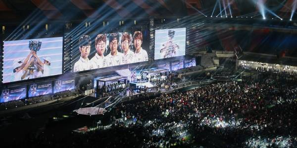 eSports Markets Still Limited at Online Betting Firms