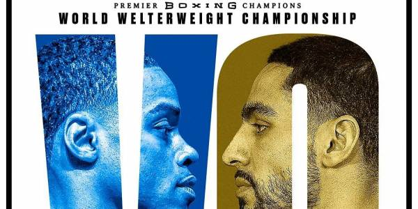 Where Can I Watch, Bet the Errol Spence Jr. vs. Danny Garcia Fight From Winston Salem NC?