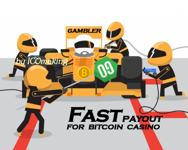 Instant withdrawal for bitcoin casino it is a Myth