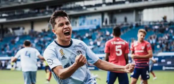 MLS Suspends Sporting KC's Felipe Hernández for Season Due to Gambling Violations