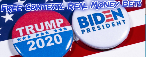 Free Election Contests?  Why Not for Real Money?