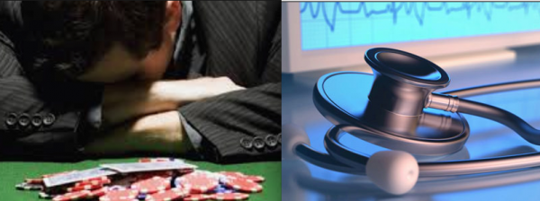 Casino Sector Wants Congress to Include Gambling Disorders in New Health Care Act