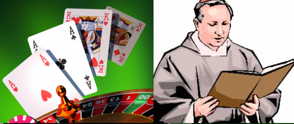 Priest Stole Hundreds of Thousands to Fund Gambling Addiction