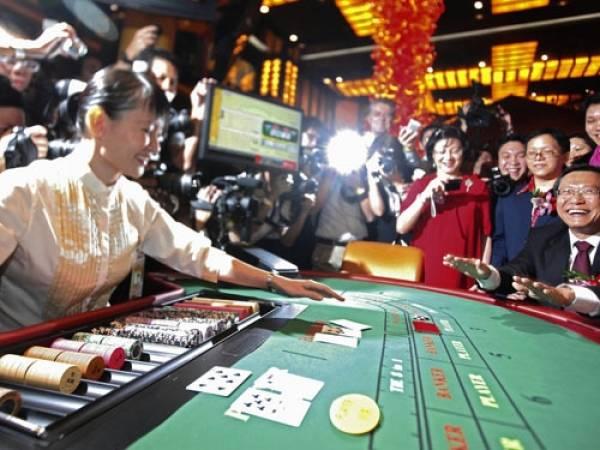 Nevada Casinos Win About $11.3 Billion in 2016