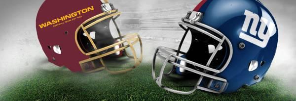 Spread on the New York Giants vs. Washington Football Team Week 2 Game
