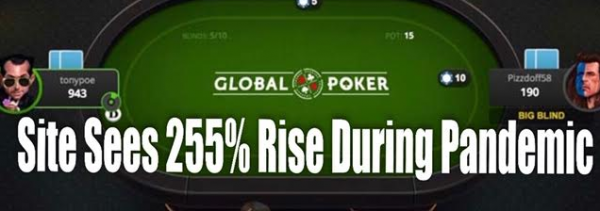 Global Poker Sees 255% Rise During Pandemic, Knup Bros Doing Well Too