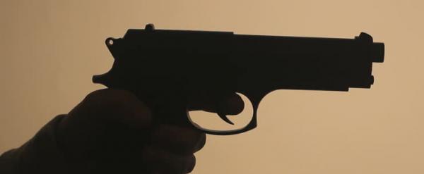 Reno Police Still Searching for Casino Shooting Suspect: Vegas Naked Gunman Shot