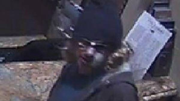 Vegas Police Release Image of Man Who Robbed Bellagio Poker Room