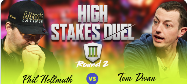 Hellmuth Crushed in High Stakes Duel
