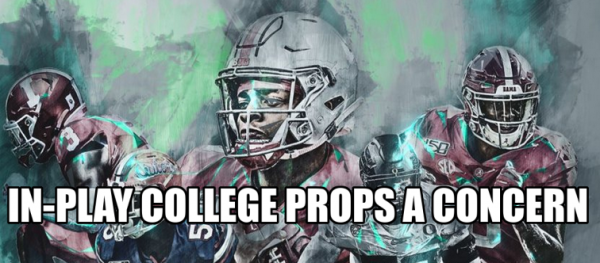 Can I Bet on NCAA College Player Props From My State?