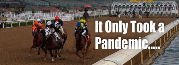 It Only Took a Pandemic to Help Horse Racing Gain New Fans
