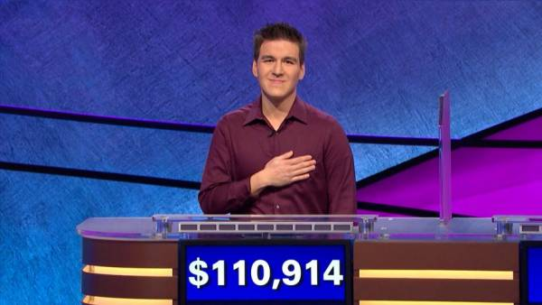 Holzhauer is Making a Huge Dent in the Jeopardy Winner's Fund
