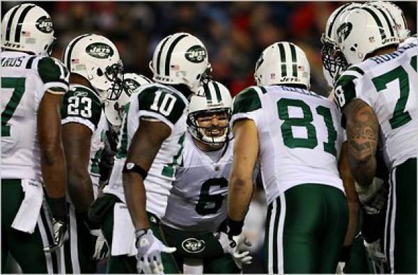 New York Jets vs Tennessee Titans Betting Odds